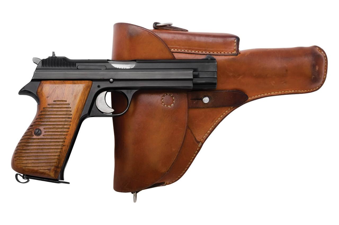 SIG Swiss Army P49 w/ Holster - sn A105xx1