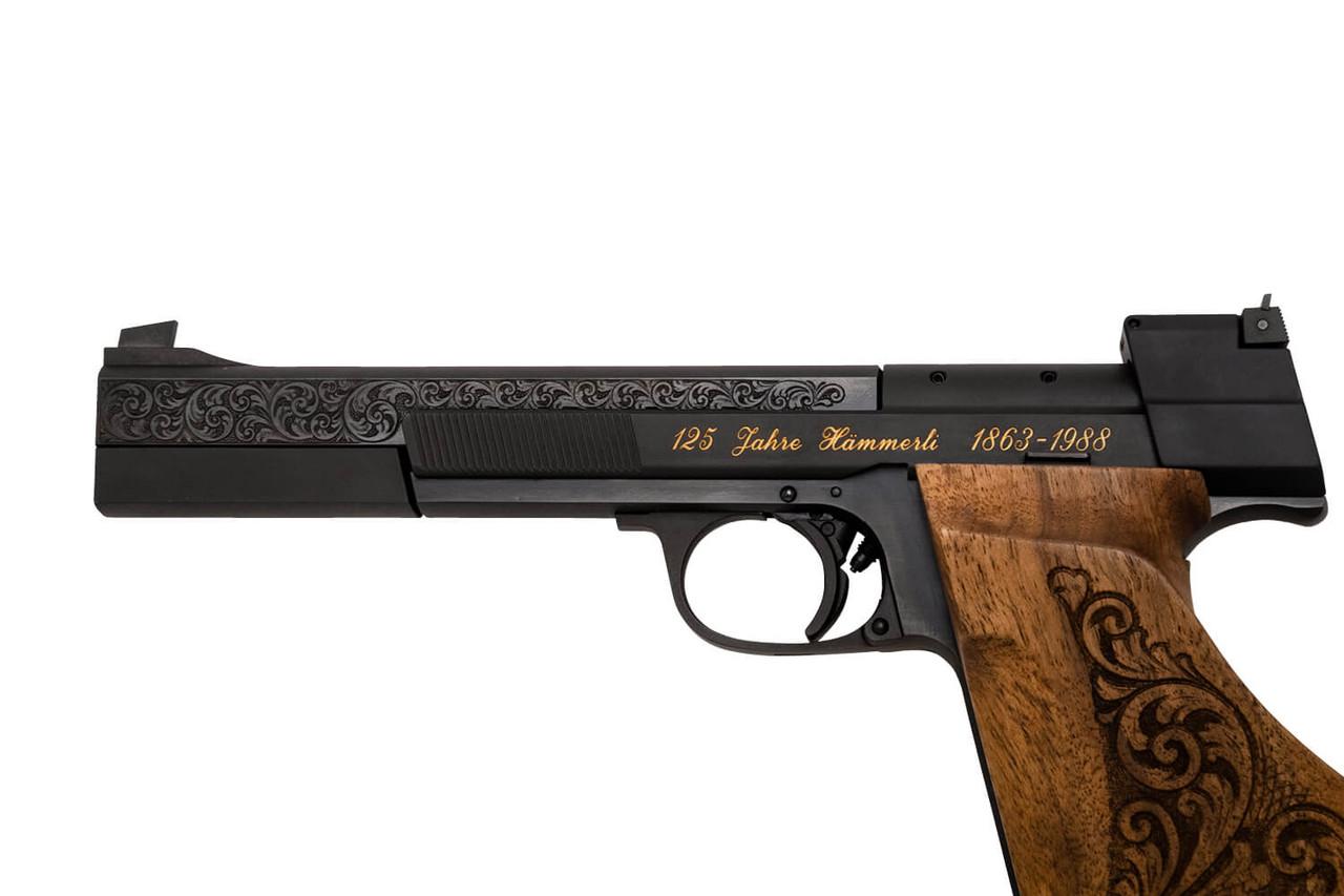 Hammerli 208 - Hammerli 125 Year - s/n JP0800C