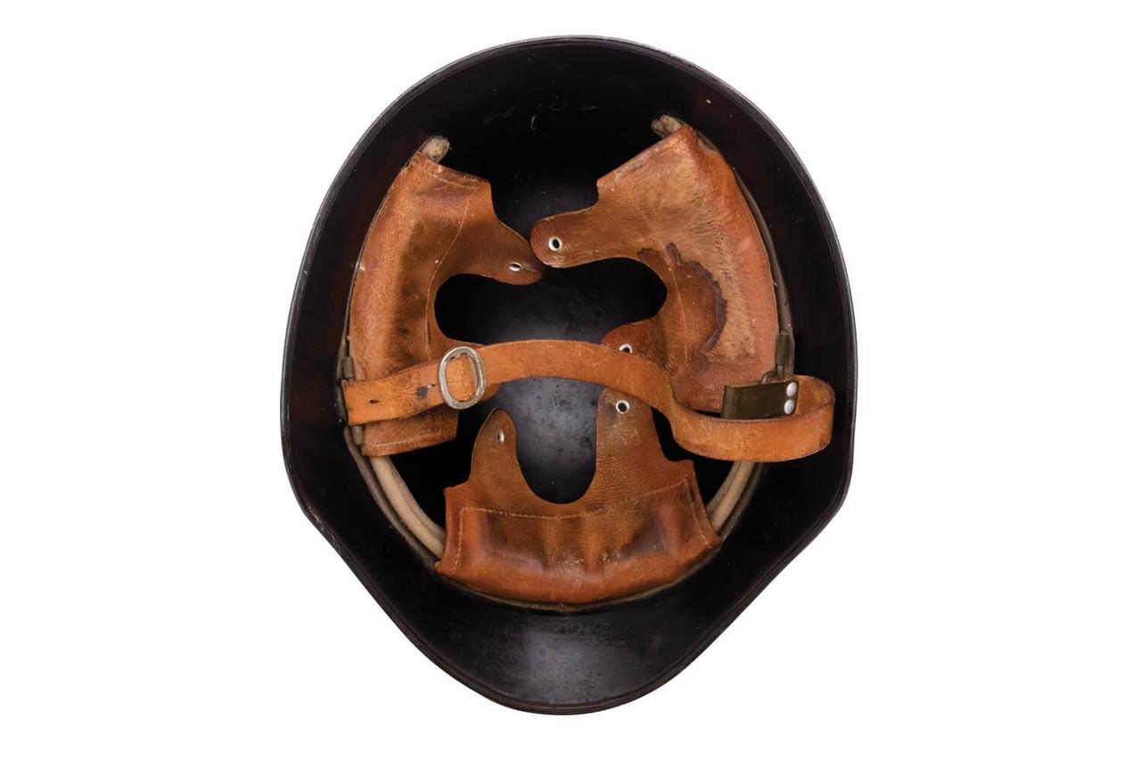 Swiss M1918/40 Federal Firefighter Helmet