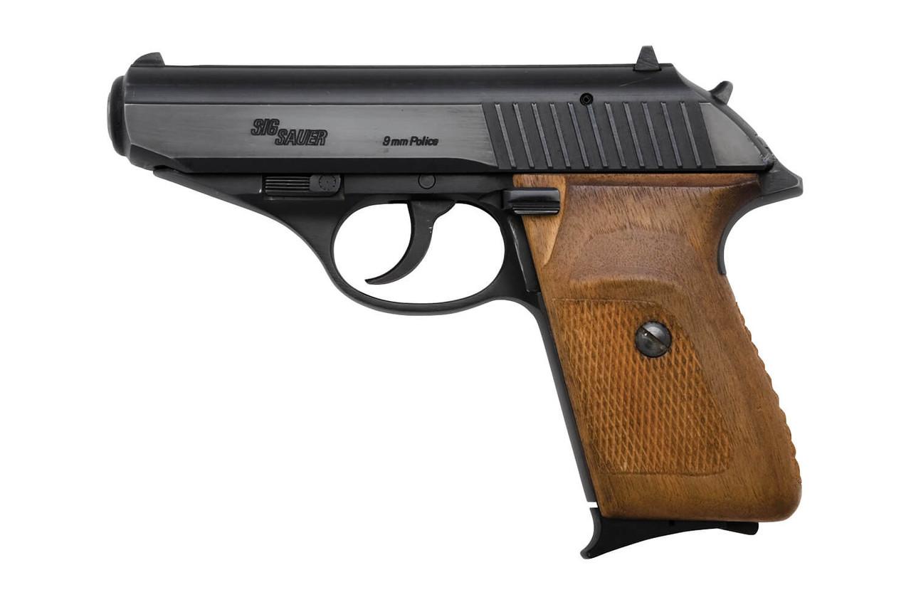 SIG Sauer P230 - Vaud Special Police - sn S108xxx