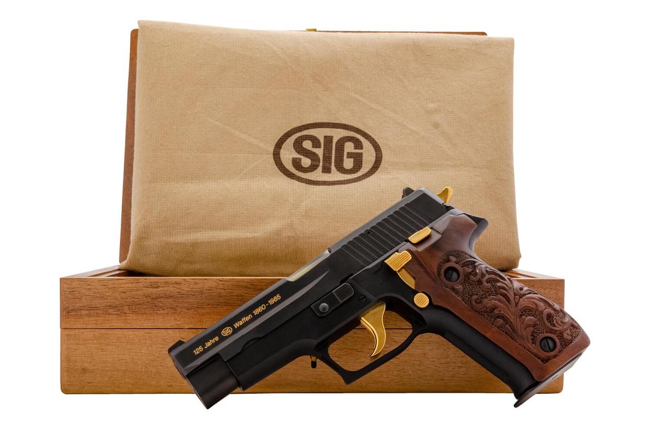 SIG P226 125 Year Commemorative - sn JP0800B