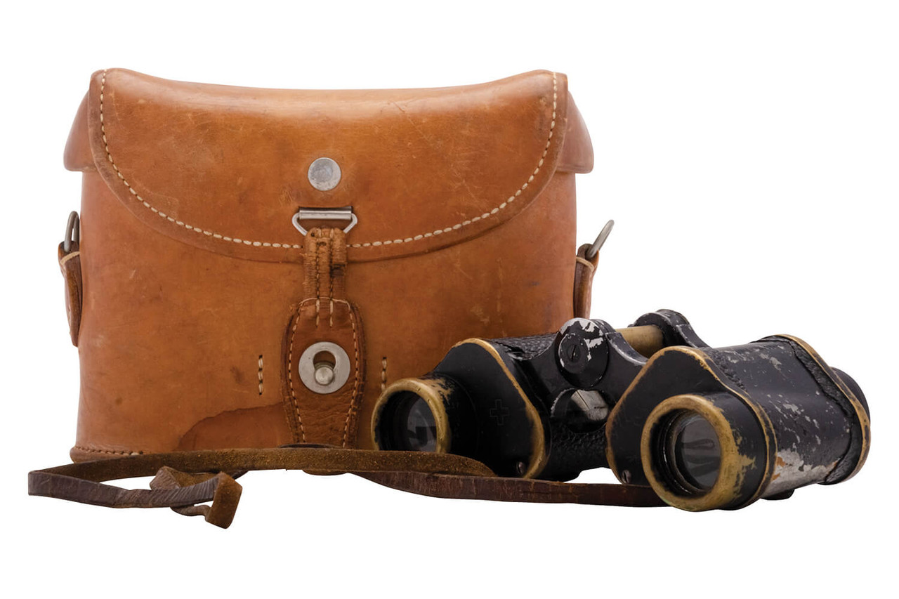 Swiss Infantry Kern Aarau 8x30 Binoculars - sn 4100