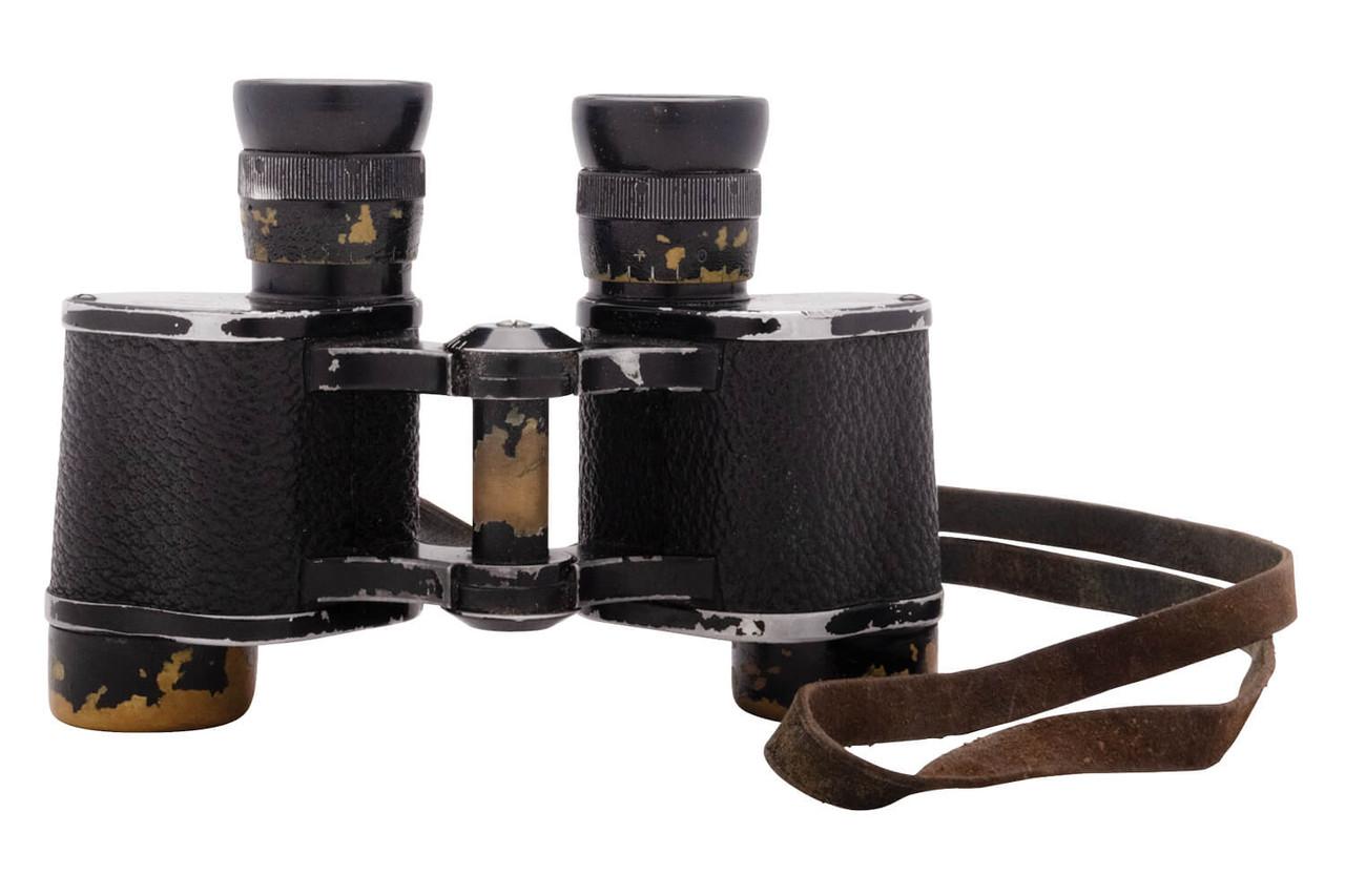 Swiss Kern Aarau Alpin160 6x24 Binoculars - sn 1967