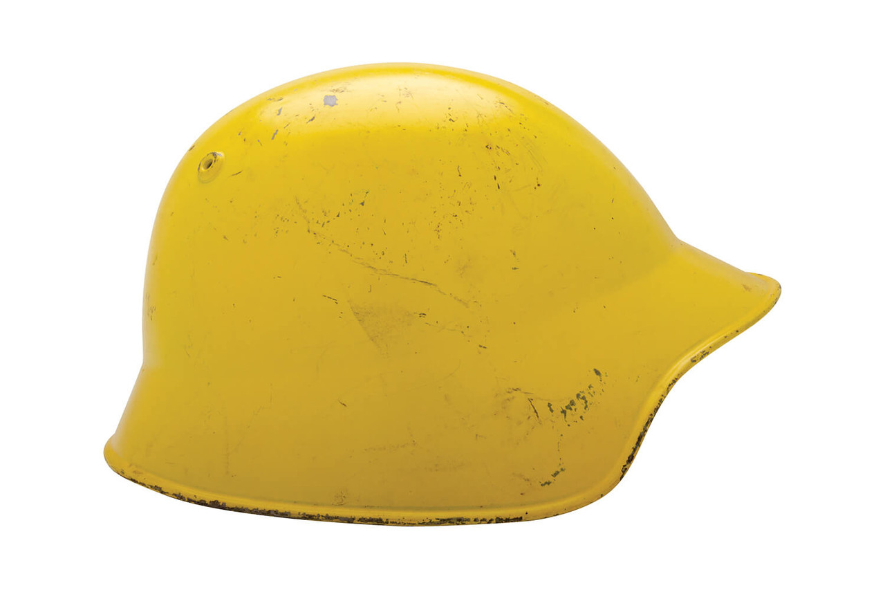Swiss Civil Defense M1918/40 Helmet