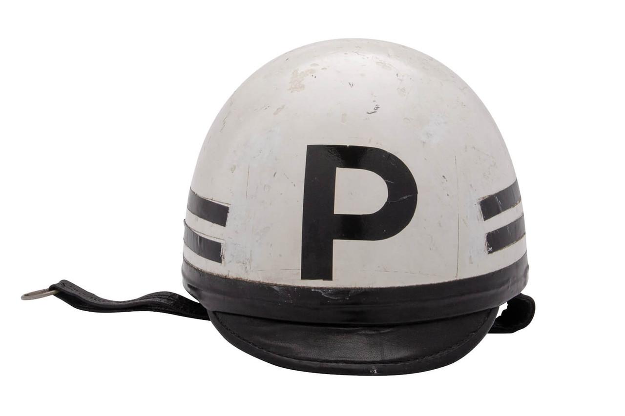 Vaud Police Motorcycle Helmet