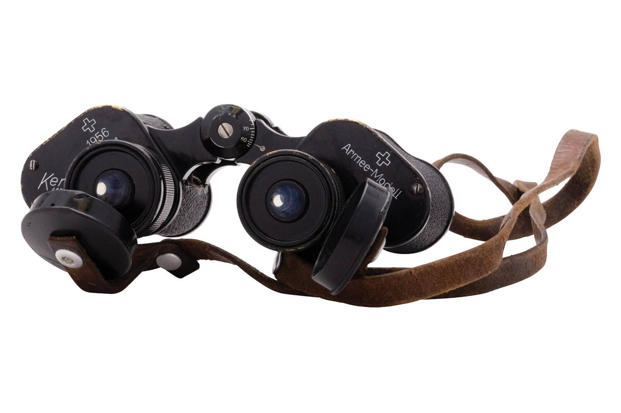 Swiss Infantry Kern Aarau 6x24 Binoculars - sn 57354