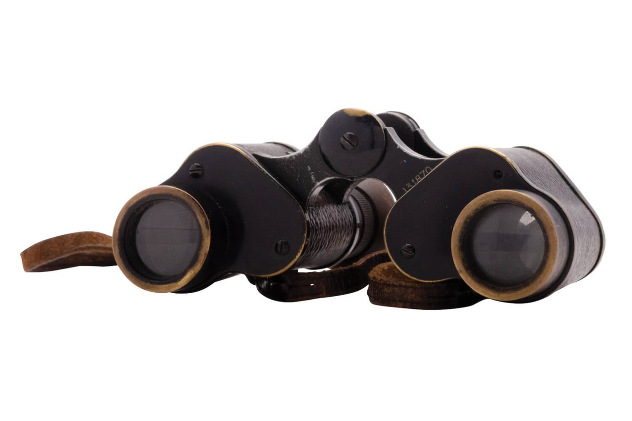 German OIGEE TROIGUIT 8x30 Binoculars - sn 131870