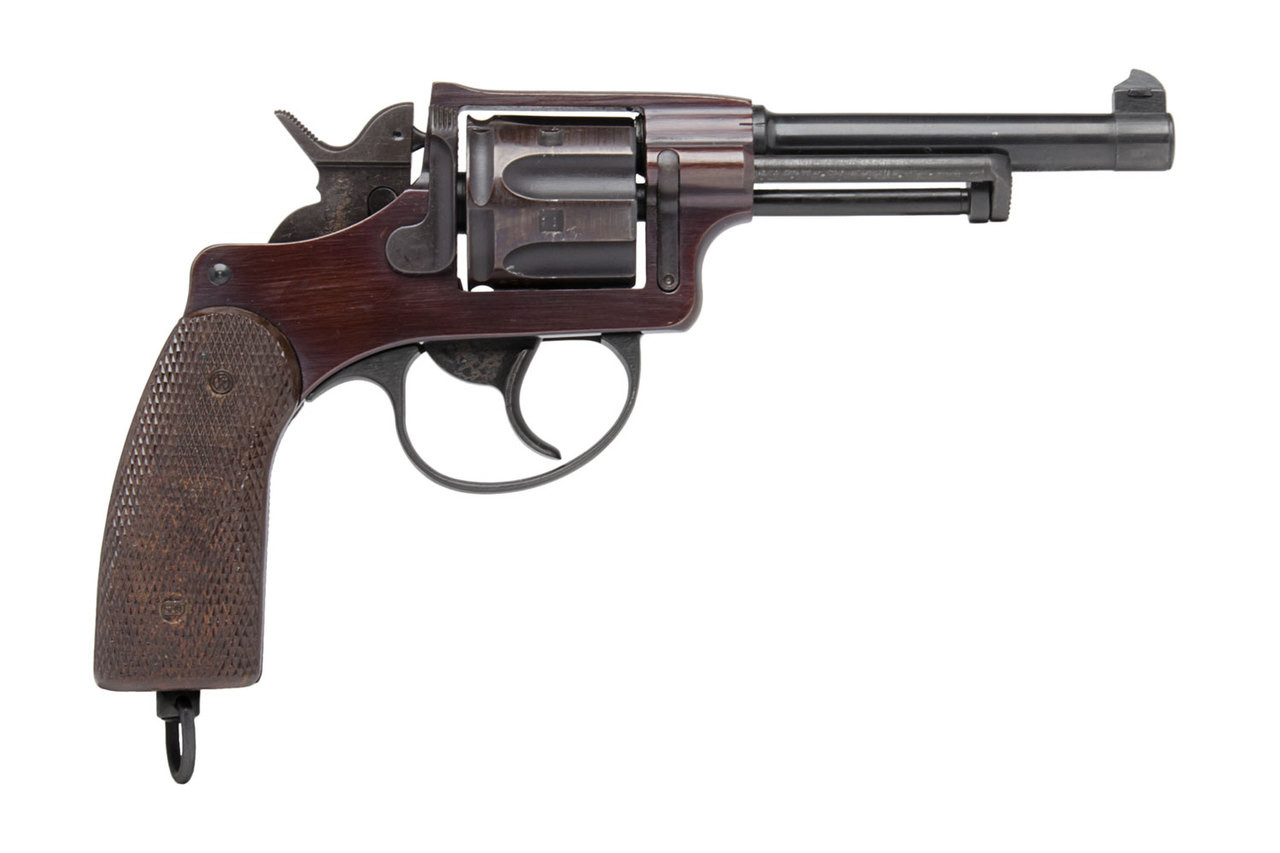 Swiss 1882 revolver - $890 (1882/29-56664) - Edelweiss Arms