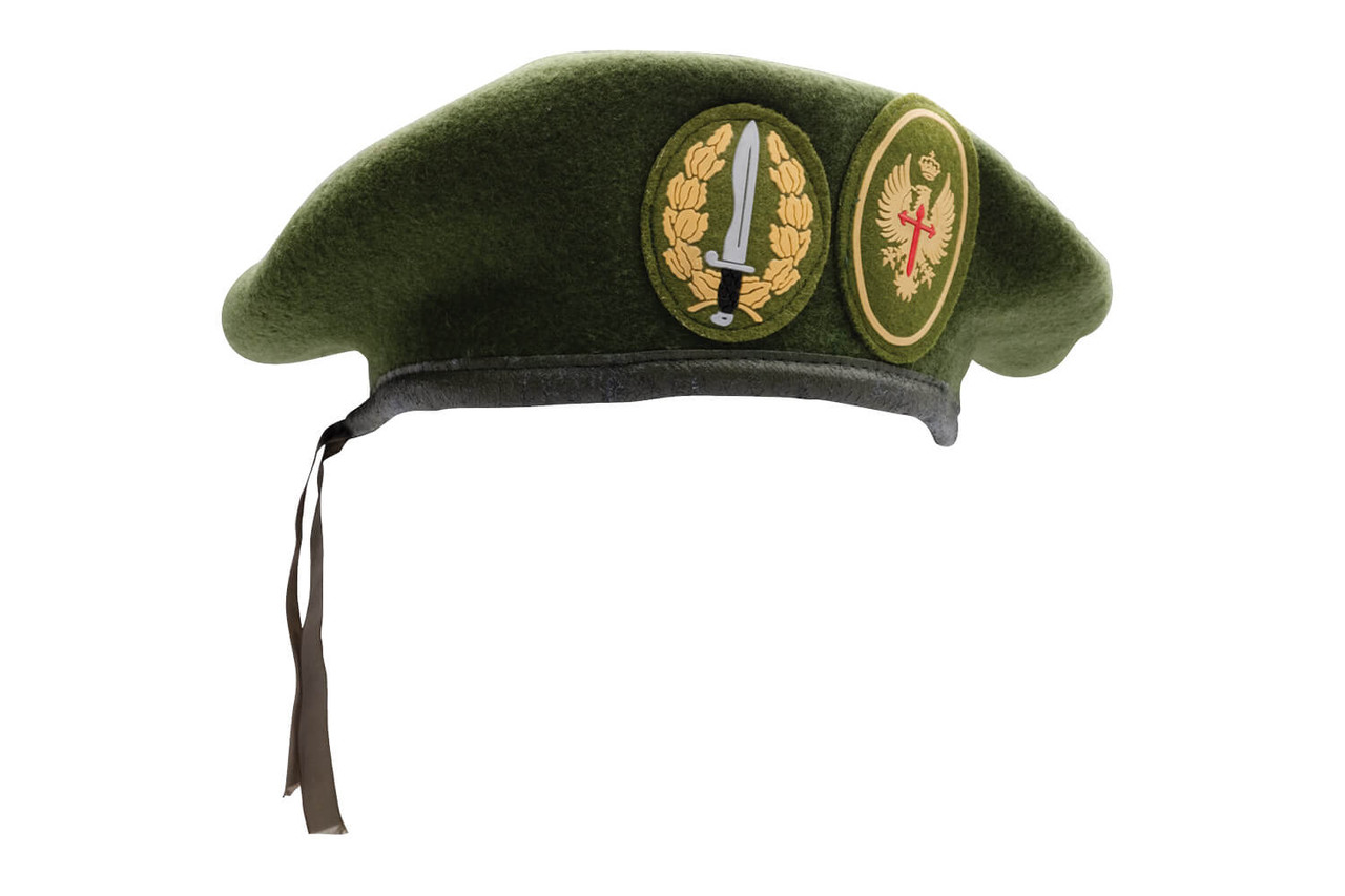 Swiss Military Infantry Beret
