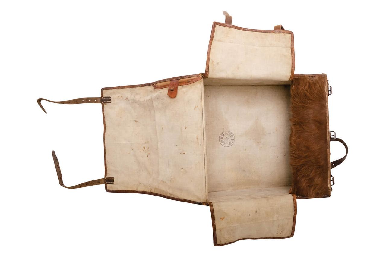 Swiss Medic / Radio Operator Large Cowhide Backpack (L03)