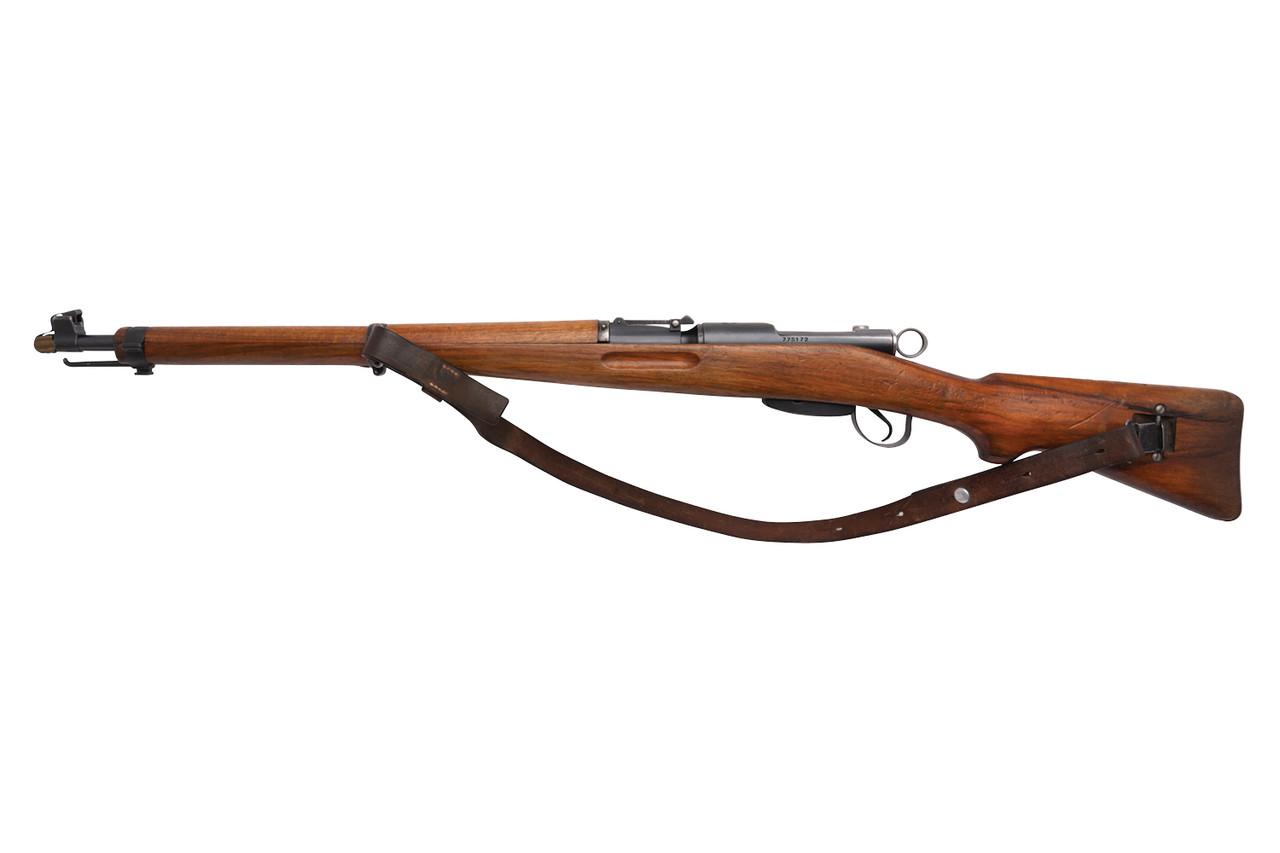W+F Bern Swiss K31 w/ Matching Bayonet - sn 775xxx