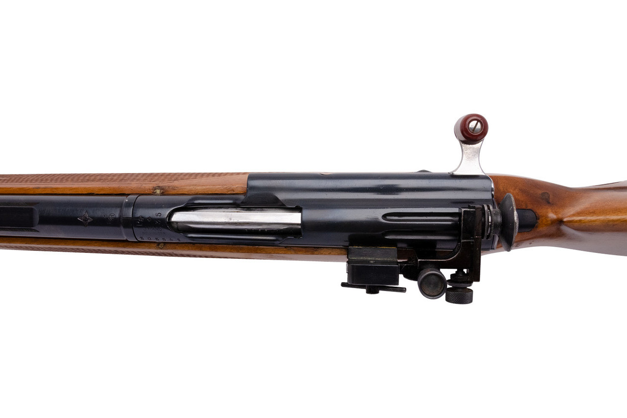 Custom 1896/11 Target Rifle w/ Hammerli Barrel