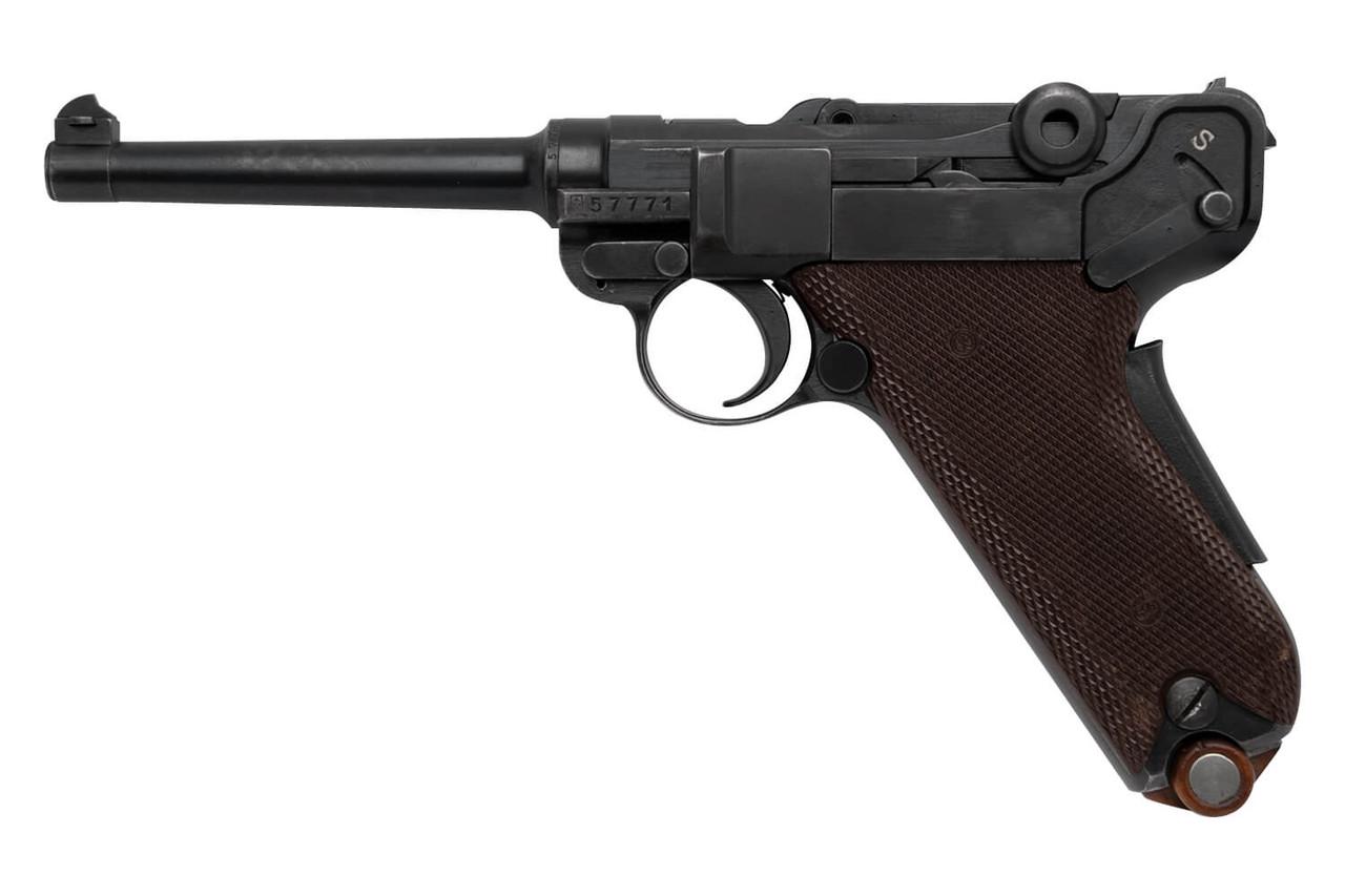 W+F Bern Swiss 06/29 Luger - sn 57xx1