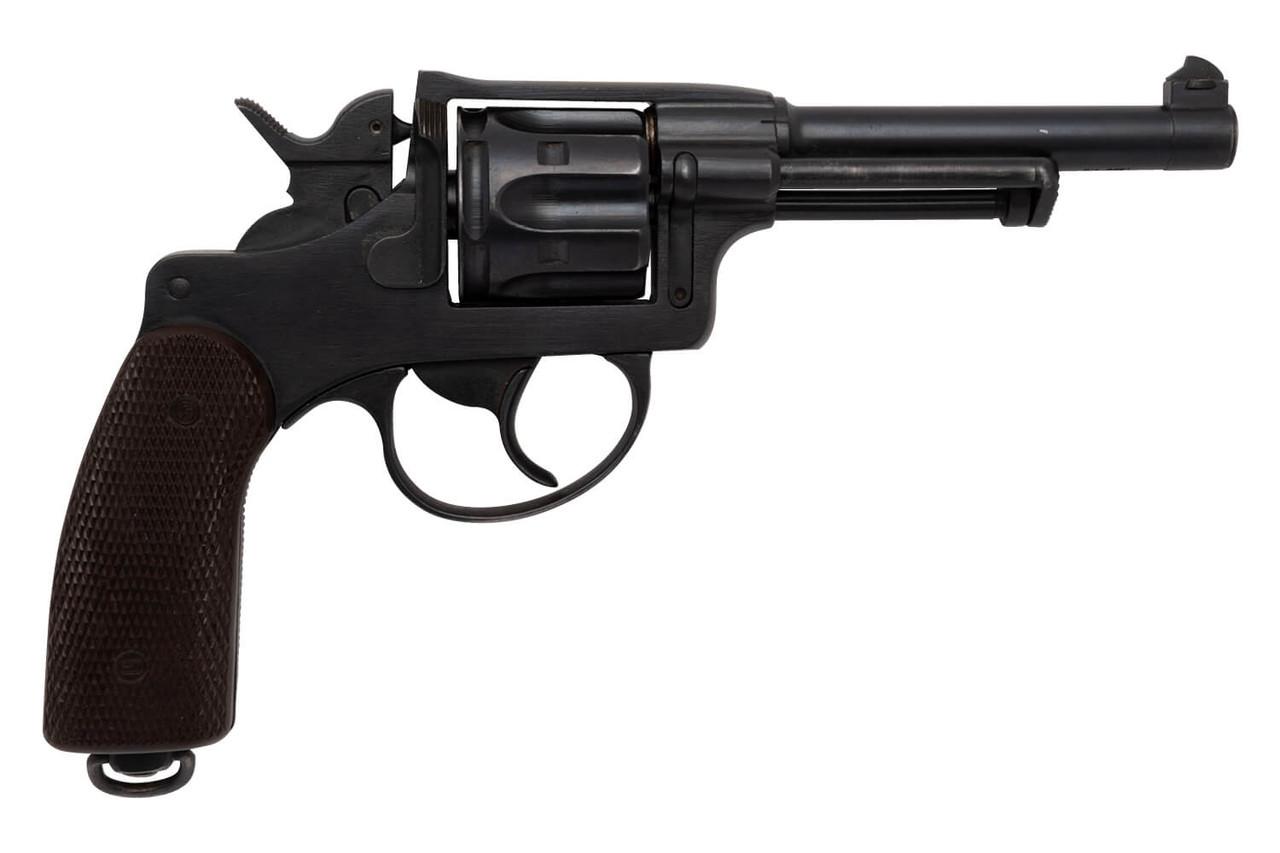 W+F Bern Swiss 1929 Revolver w/ Holster - sn 67xxx