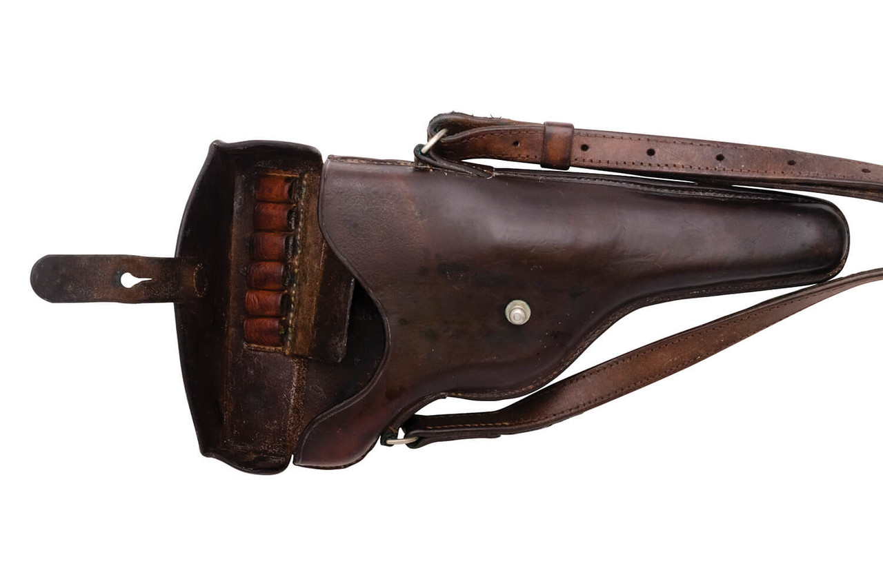 Swiss 1929 Revolver Holster - Swiss Customs
