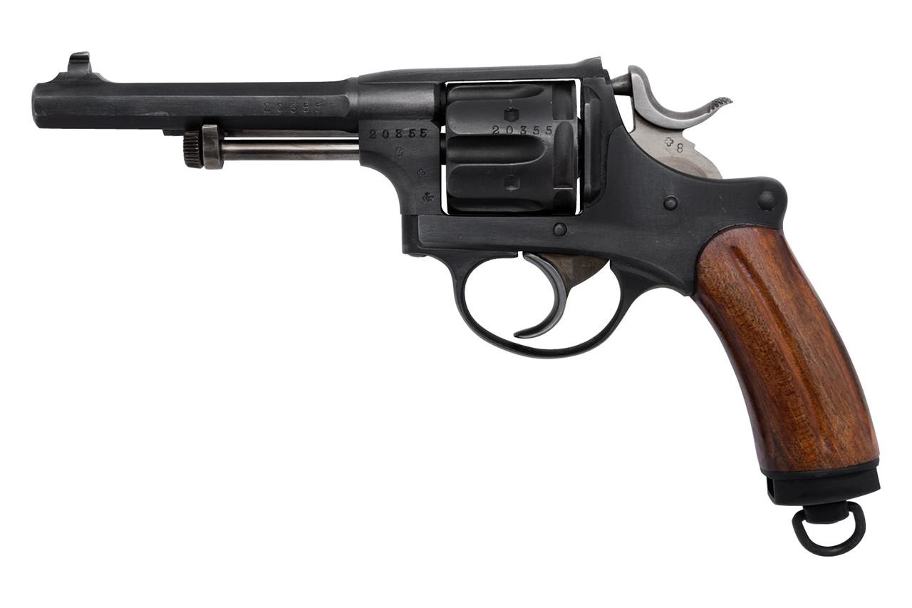 W+F Bern Swiss 1882 Revolver w/ Holster - sn 20xx5