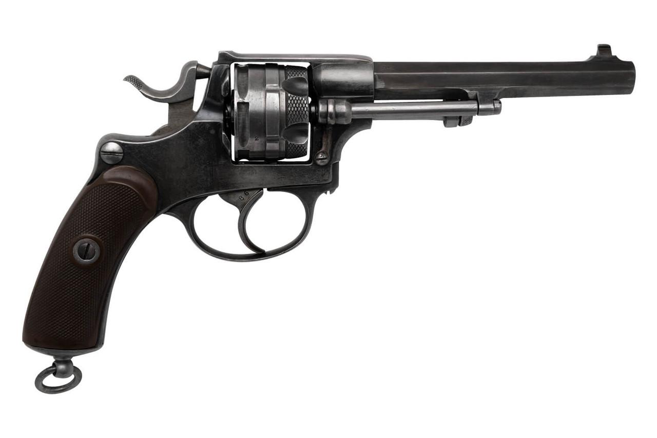 W+F Bern 1878 Ordnance Revolver - sn 4xxx
