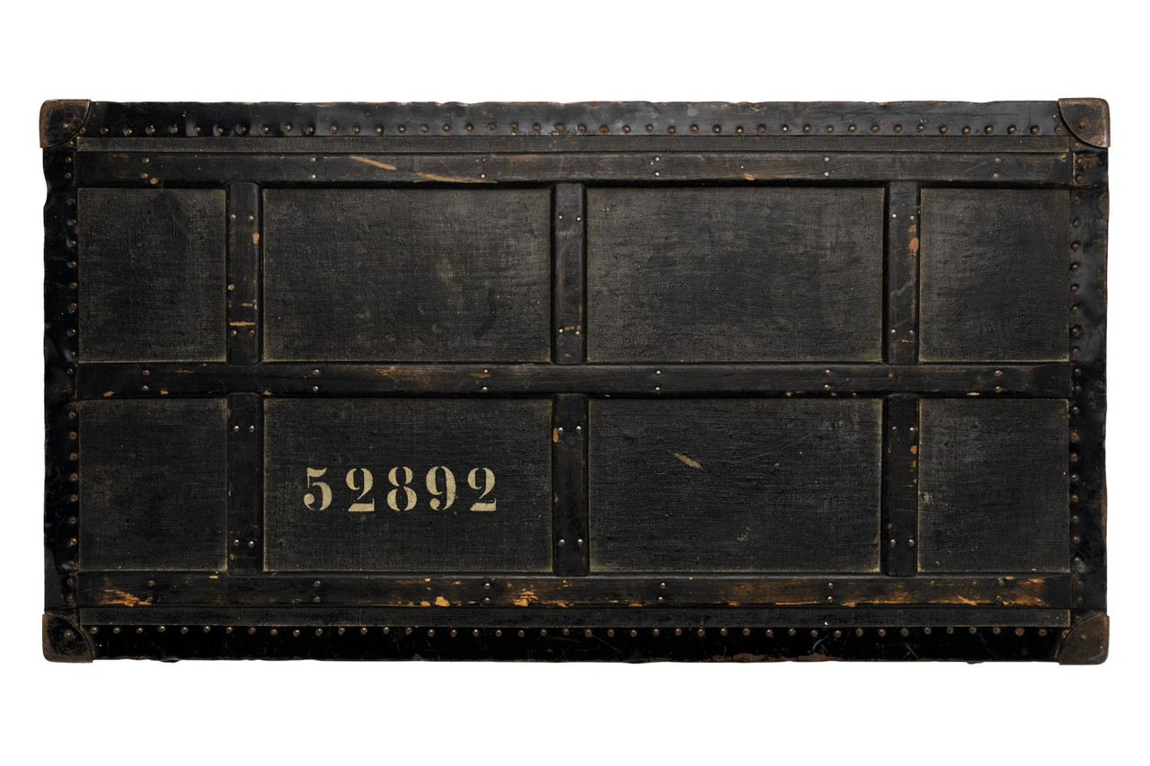 Swiss Military Officer's Trunk