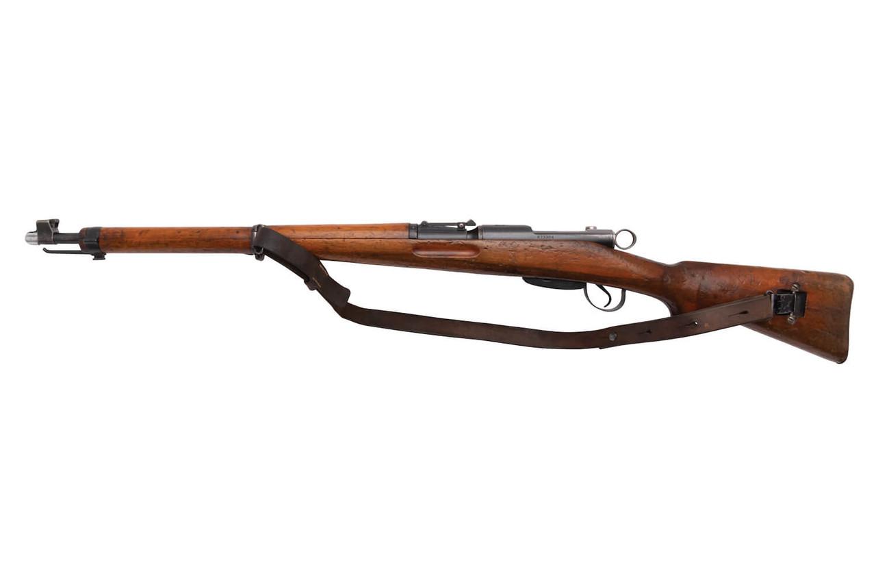 W+F Bern Swiss K31 w/ Matching Pioneer Bayonet - sn 873xxx