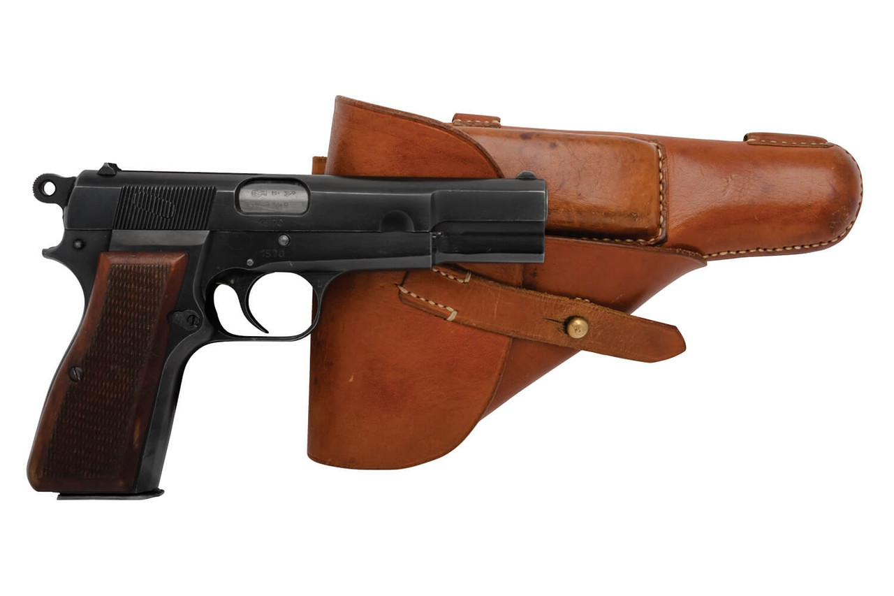 Fabrique Nationale M1946 Danish Contract w/ Holster - sn 1xxx