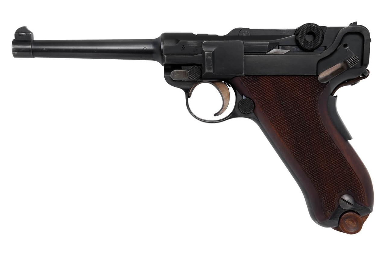 W+F Bern Swiss 06/24 Luger w/ Holster - sn 24xx6