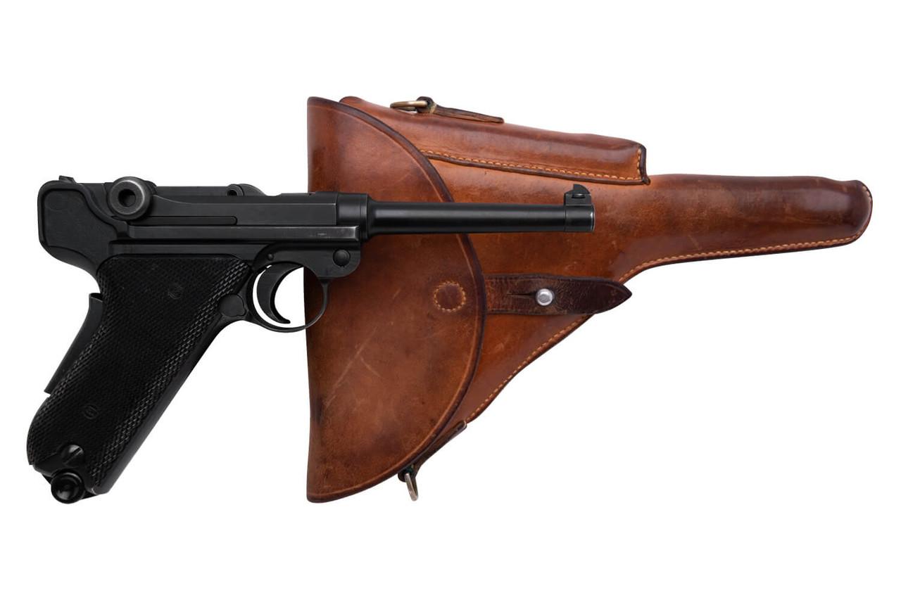 W+F Bern Swiss 06/29 Luger w/ Holster - sn 62xx4