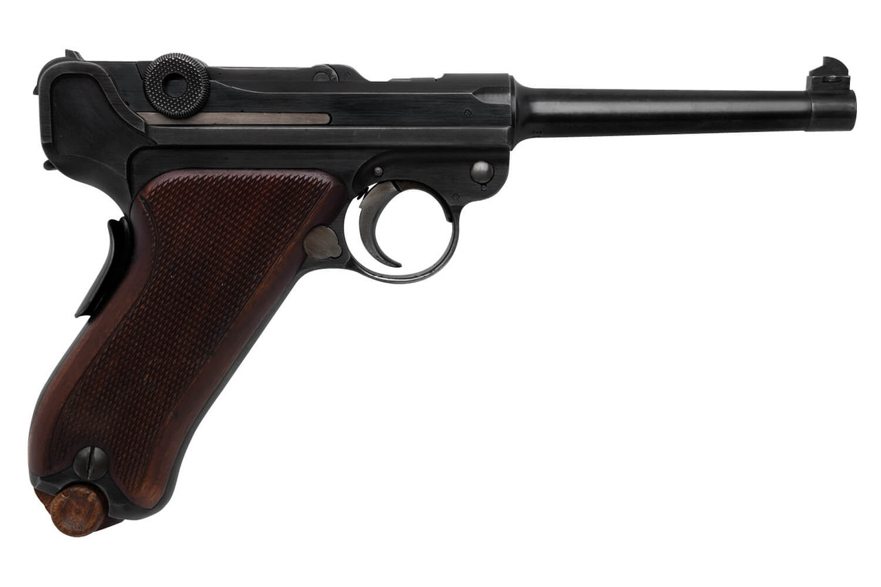 W+F Bern Swiss 06/24 Luger w/ Holster - sn 31xx8
