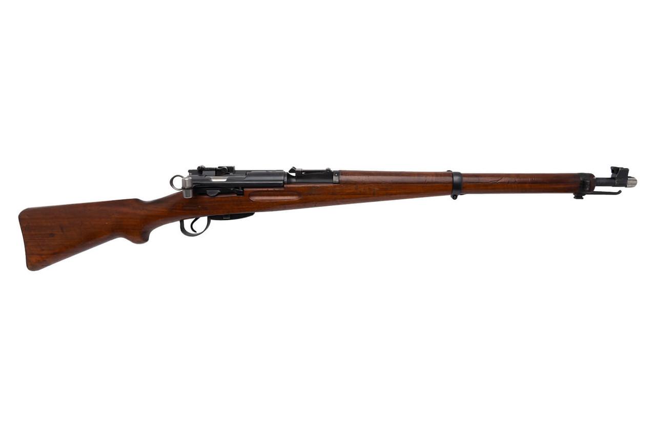 Swiss ZFK 31/42 Sniper Rifle w/ Manual - sn 450xx2