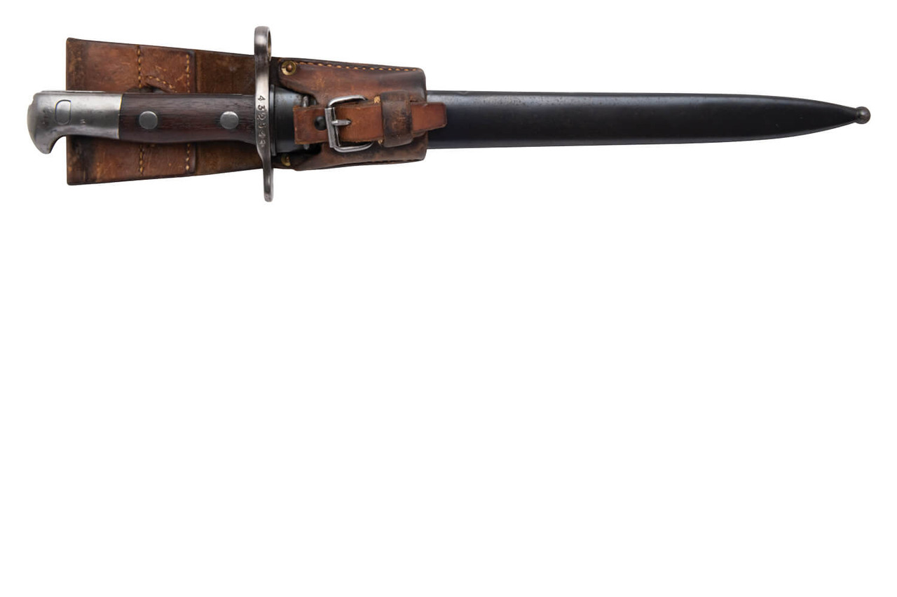 M1889/18 Bayonet - sn 432546