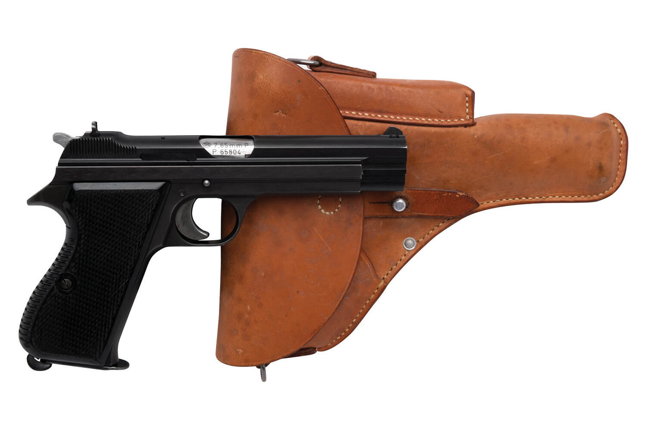 SIG P210-2 Private Series w/ Holster - sn P65xxx