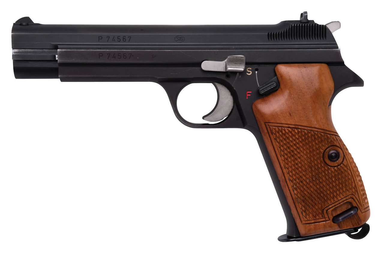 SIG P210-2 Private Series w/ Holster - sn P74xxx