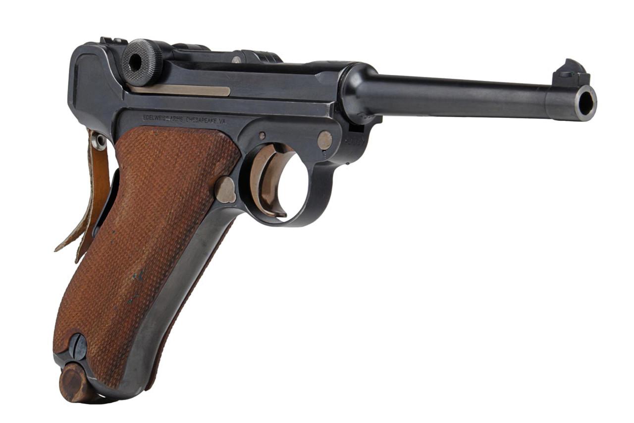 DWM 1906 Swiss Police - sn 12xx7