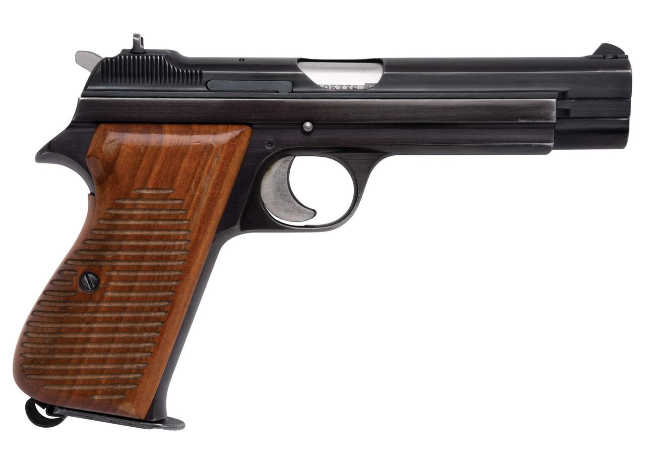 SIG Swiss Army P49 w/ Holster - sn A105xx6