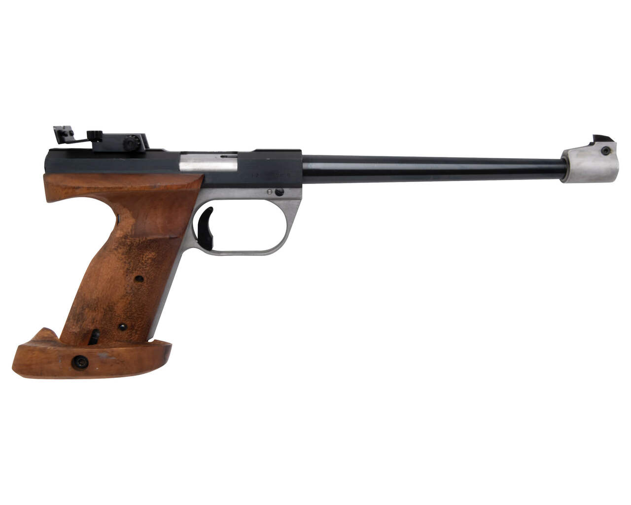 Hammerli 120 Sport Pistol - sn 12-2xxx