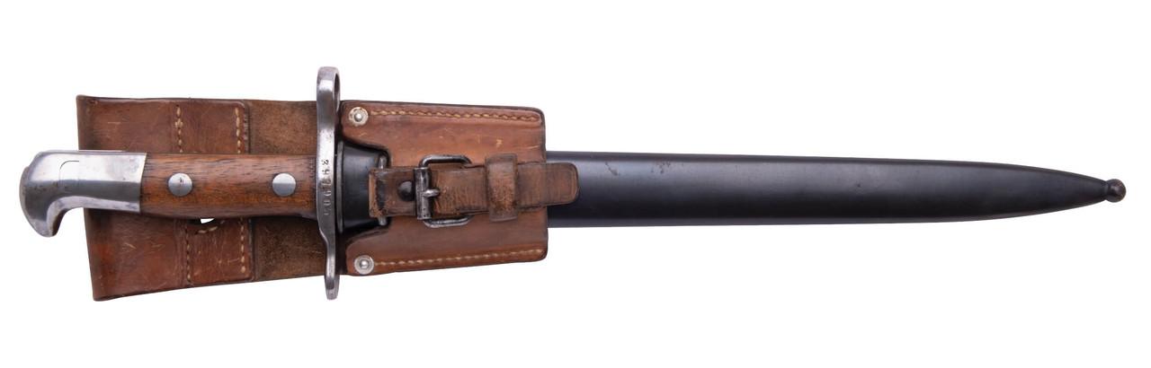 M1899 Bayonet - sn 397905