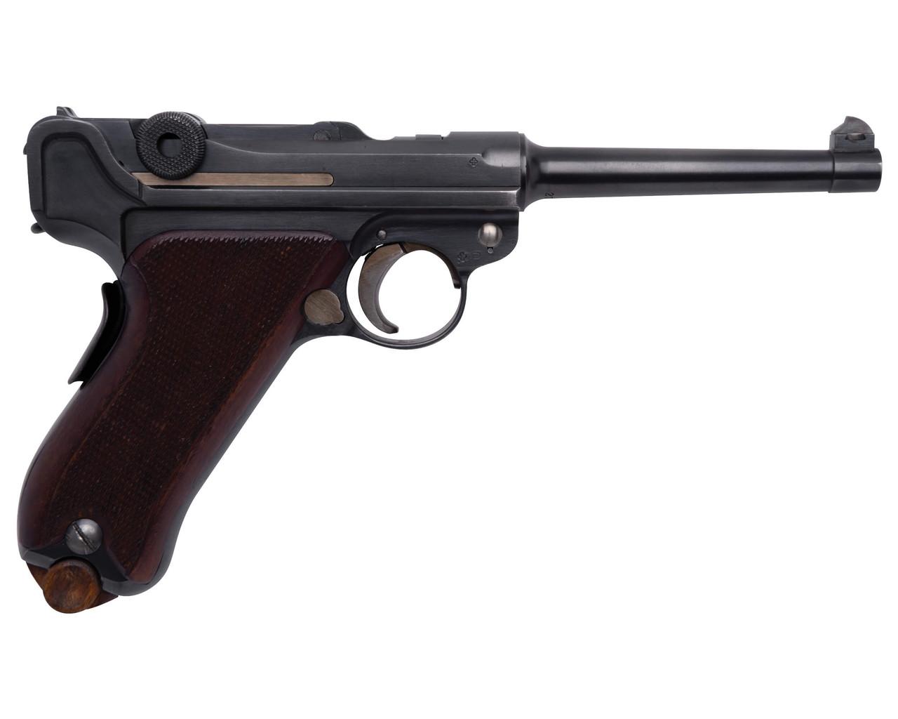 W+F Bern Swiss 06/24 Luger - sn 27xx7