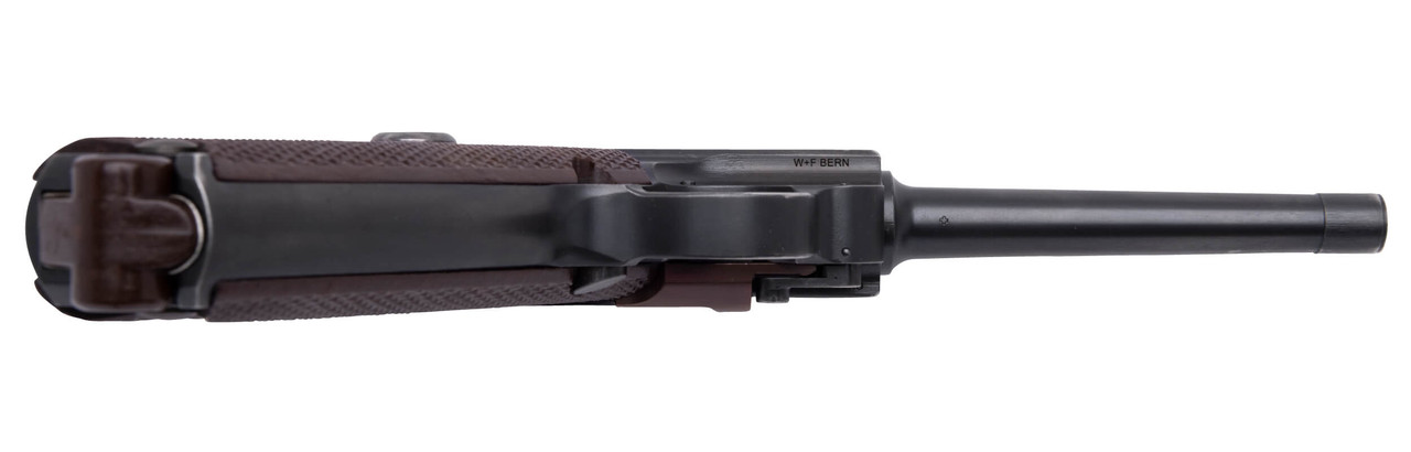 W+F Bern Swiss 06/29 Luger w/ Holster - sn 60xxx