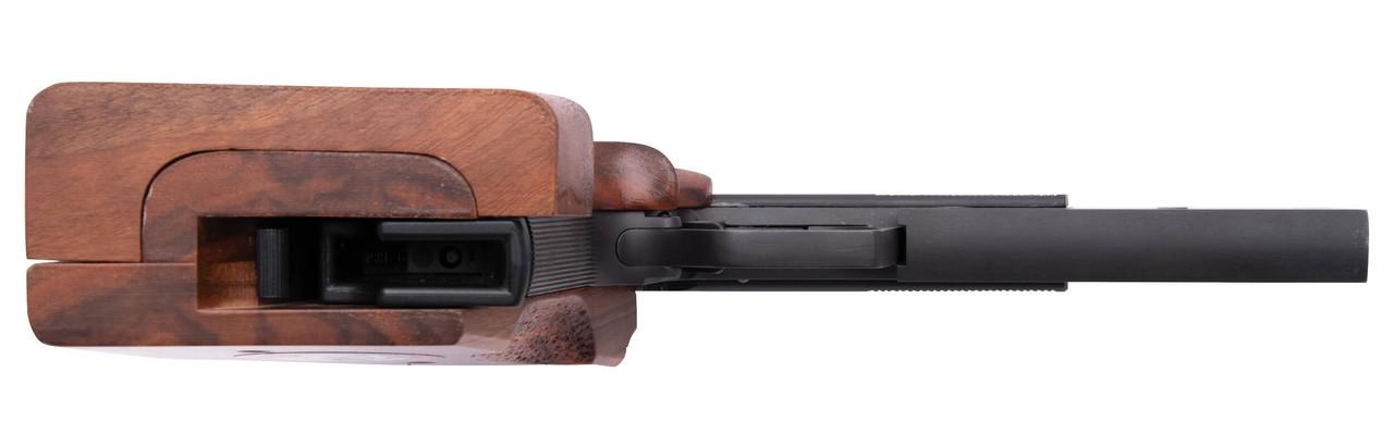 Hammerli 208S Target Pistol - sn 44xxx