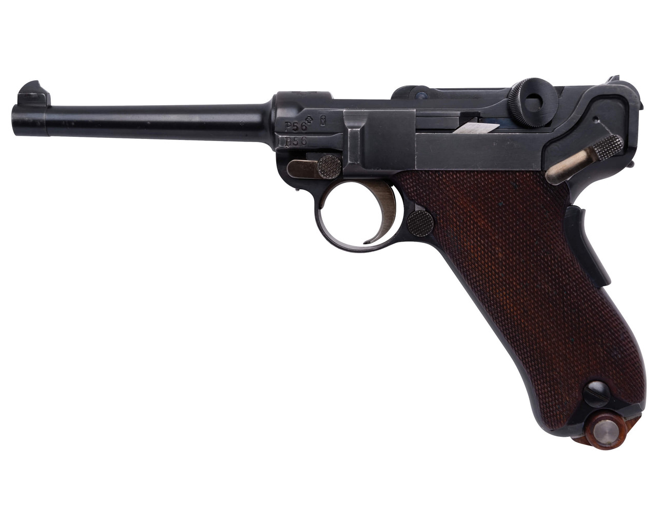 DWM Luger 1900 Swiss Military - sn 17xx