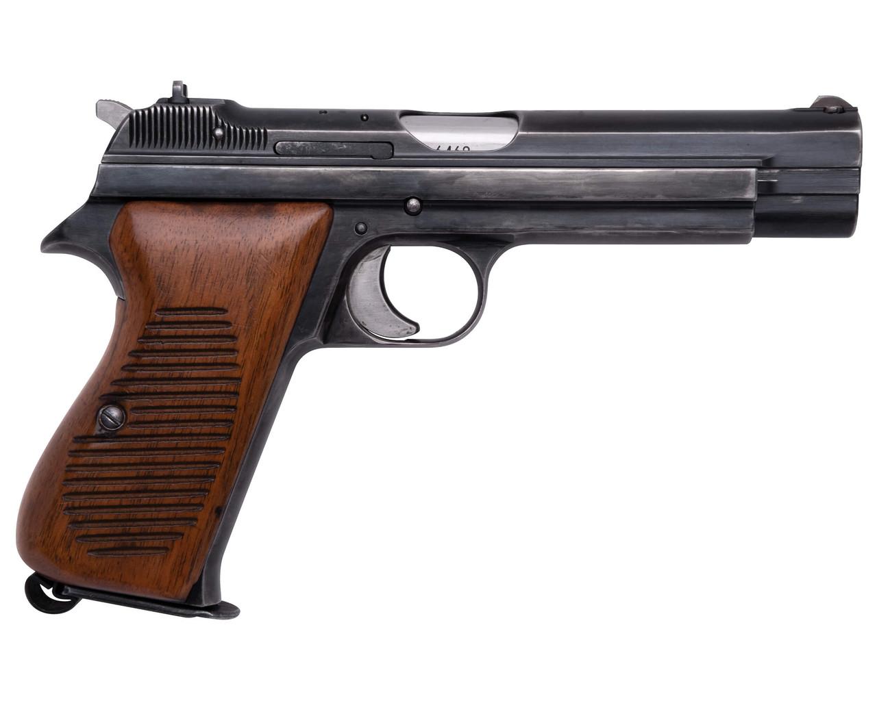 Rare Swiss SIG SP 47/8 - Swedish Contract - sn 64xx