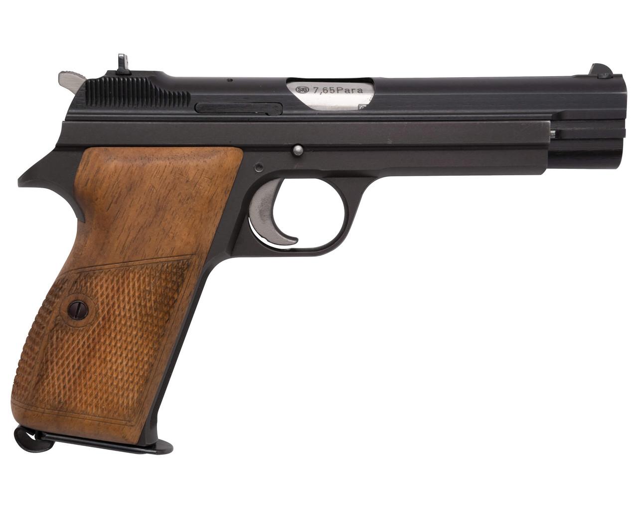 Swiss SIG P210-6 Sport Pistol - sn P92xxx