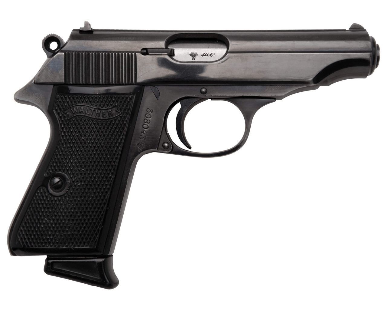 Walther PP - Bavarian Police - sn 308xxx