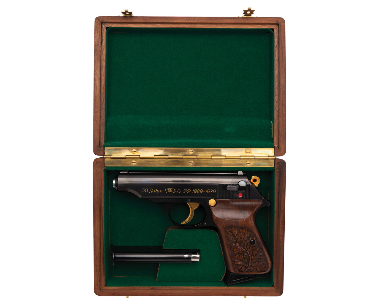 Walther PP 50th Anniversary - sn CW4xx