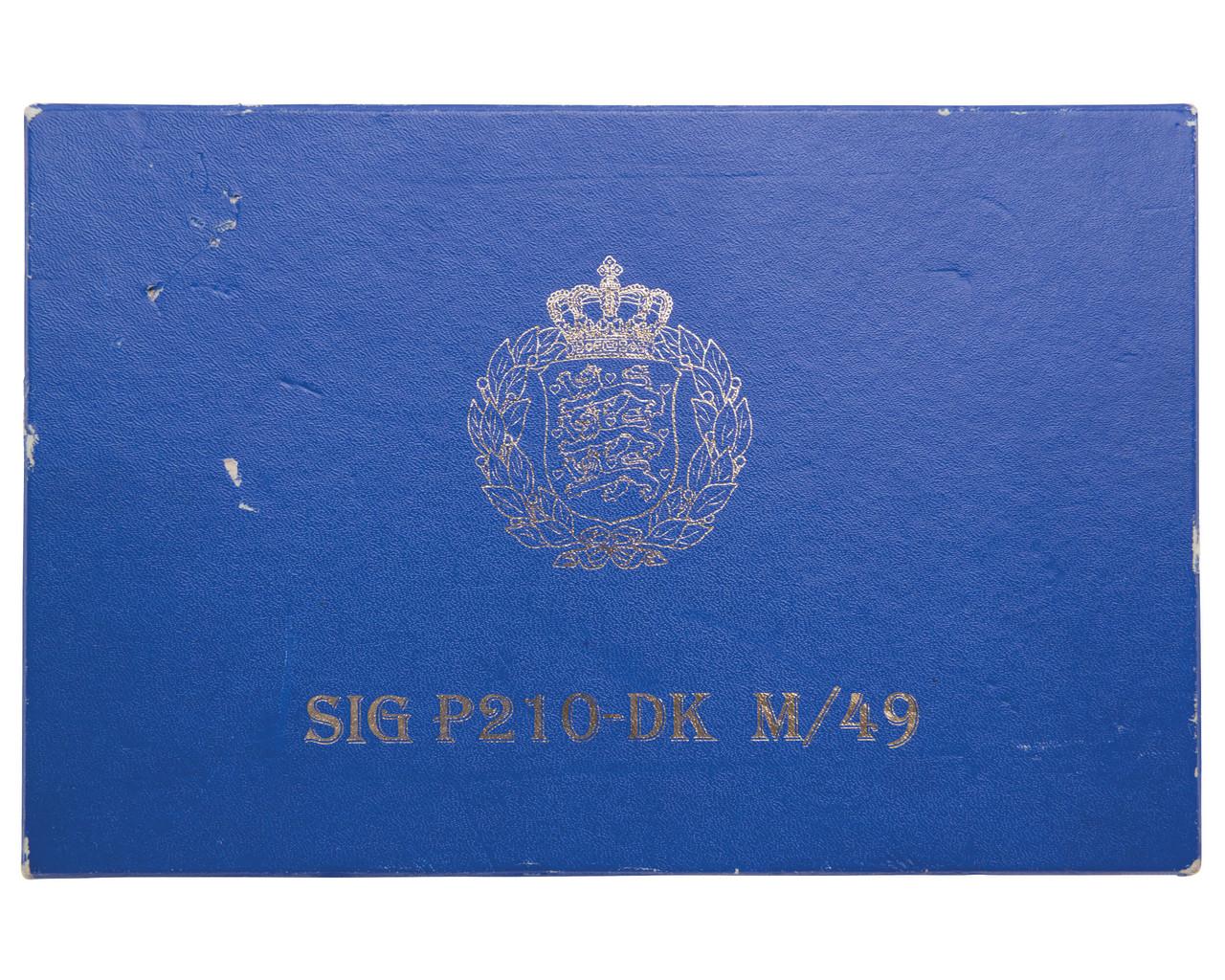 Danish Military SIG m/49 HTK - sn 7xxx