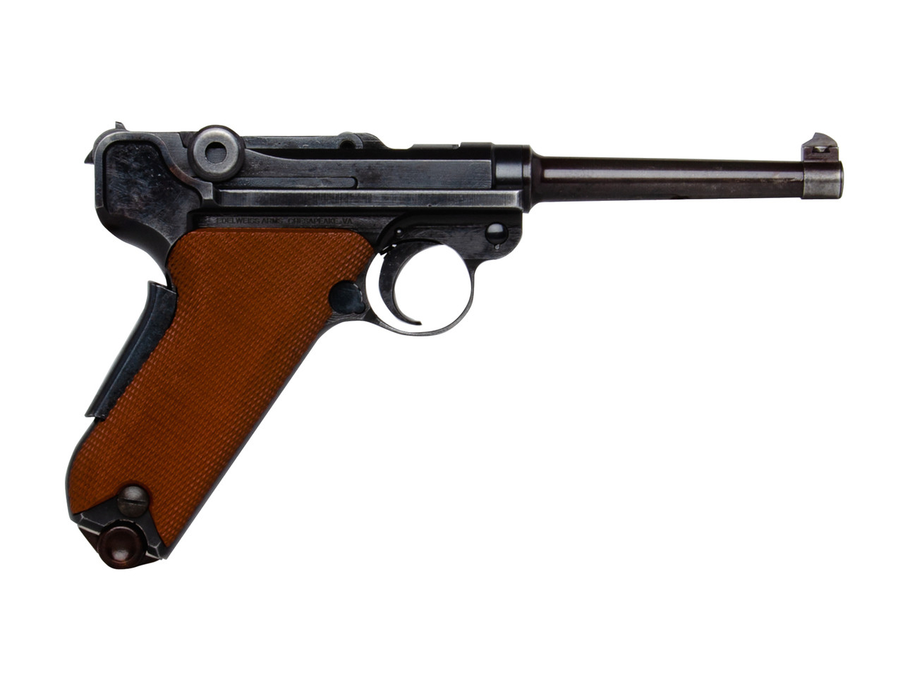 Swiss Luger 06/29 - $2595 (1906/29-50823) - Edelweiss Arms