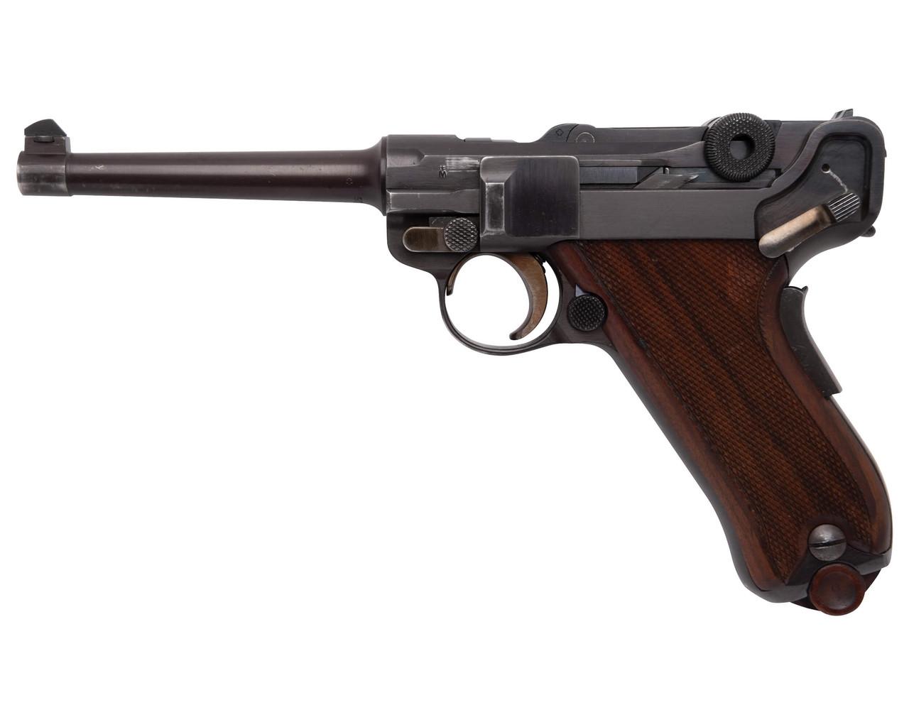 W+F Bern Swiss 06/24 Luger - sn 27xx5