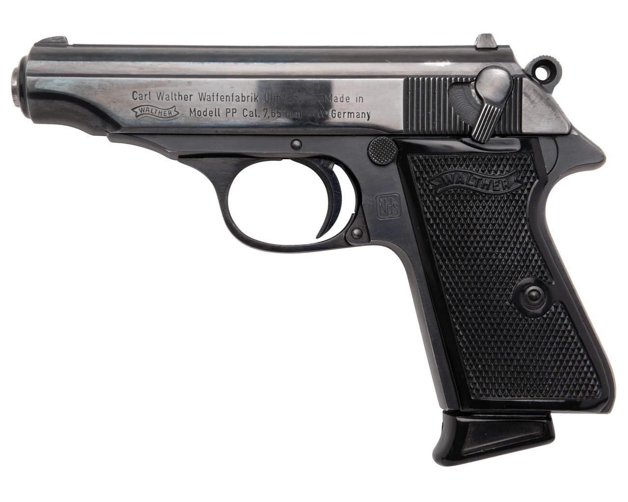 Walther PP - Niedersachsen Police - sn 457xxx