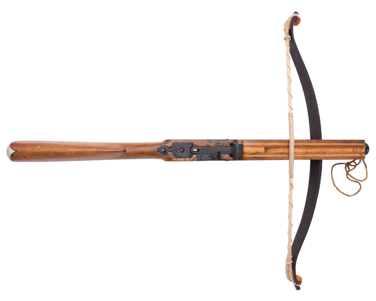 Fritz Kuchen Swiss Bollinger Style Crossbow