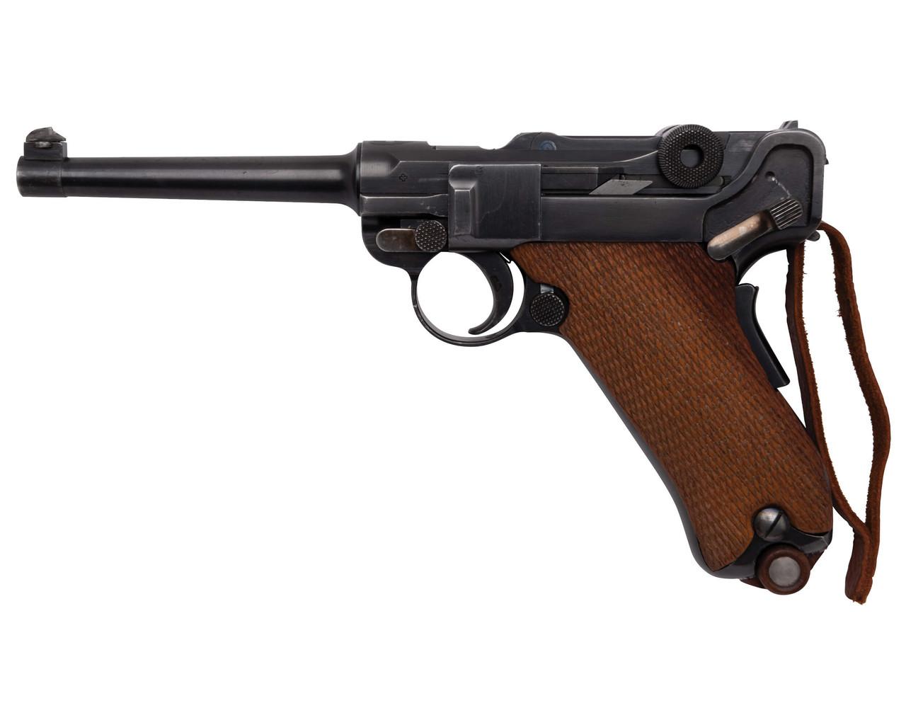 DWM Luger 1900/06 - sn 10xxx