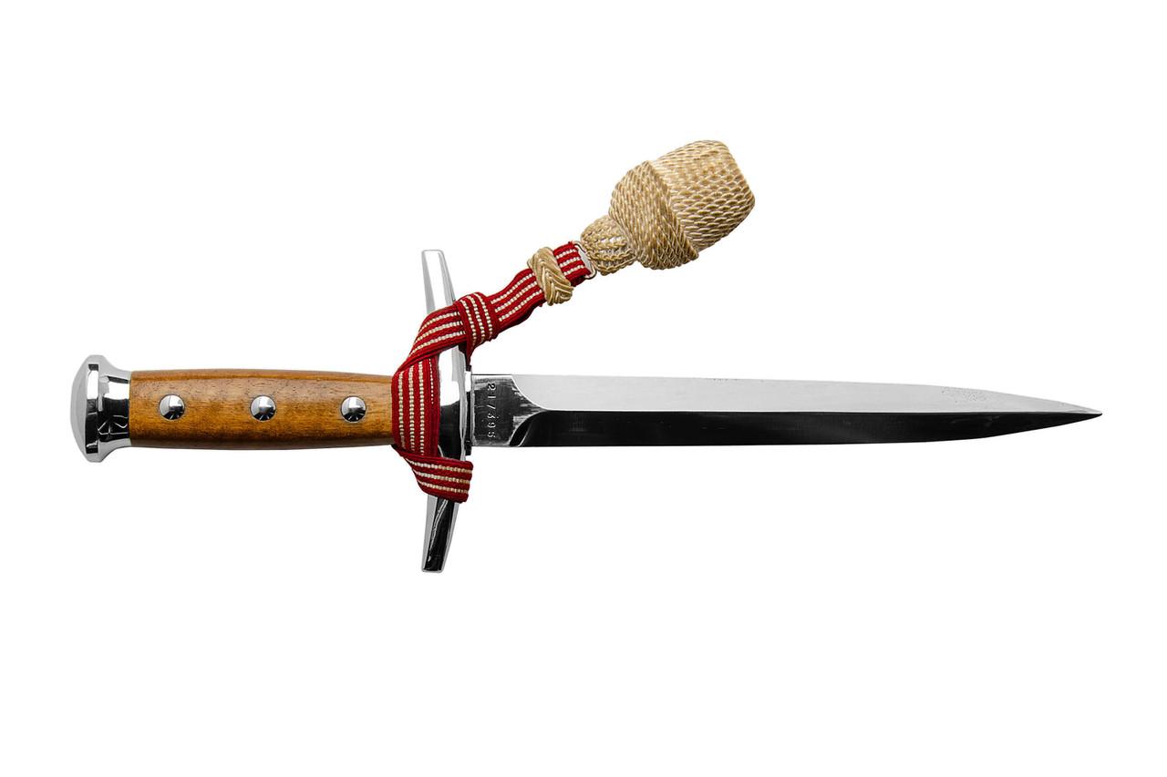 Swiss Officer Dagger -$325 (AEW-OD217395) - Edelweiss Arms